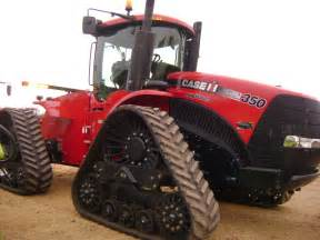 tracteur Case IH STEIGER 350 ROWTRAC
