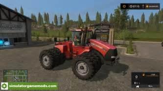 tracteur Case IH STEIGER 370