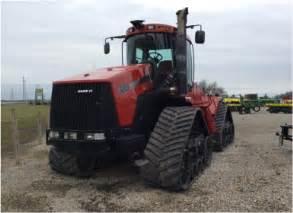 tracteur Case IH STEIGER 385QT