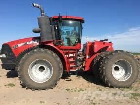 tracteur Case IH STEIGER 420