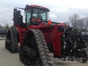 tracteur Case IH STEIGER 420 ROWTRAC