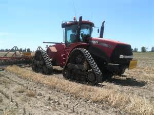 tracteur Case IH STEIGER 500 ROWTRAC