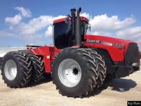 tracteur Case IH STEIGER 535