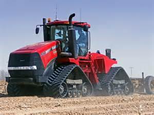 tracteur Case IH STEIGER 550 QUADTRAC
