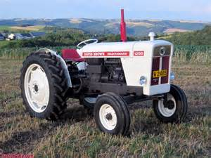 tracteur David Brown 1200