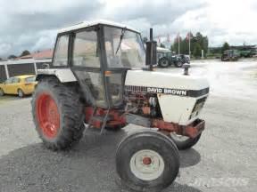 tracteur David Brown 1390