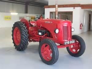 tracteur David Brown 25