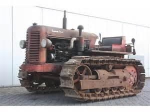 tracteur David Brown 30TD