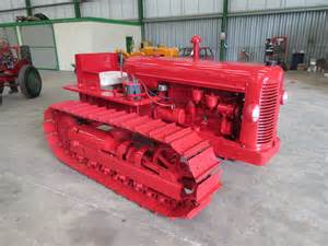 tracteur David Brown 50TD