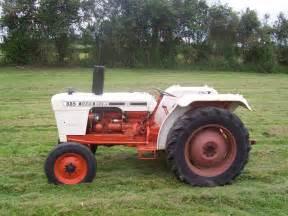 tracteur David Brown 885
