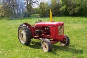 tracteur David Brown 950