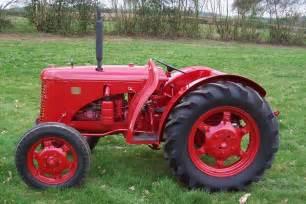 tracteur David Brown CROPMASTER