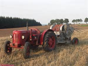 tracteur David Brown CROPMASTER DIESEL