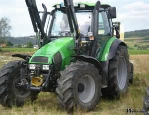 tracteur Deutz-Fahr 110 MK3