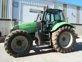 tracteur Deutz-Fahr 175
