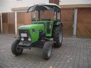 tracteur Deutz-Fahr 3607