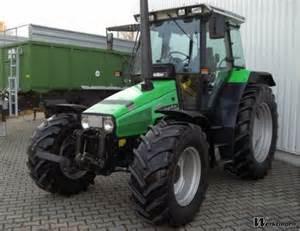 tracteur Deutz-Fahr 4.78