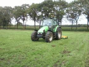 tracteur Deutz-Fahr 4.90