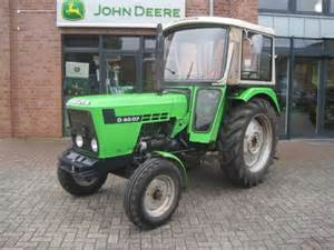 tracteur Deutz-Fahr 4007