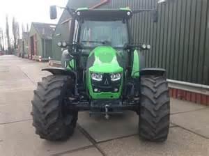 tracteur Deutz-Fahr 5100