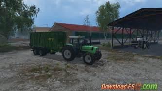tracteur Deutz-Fahr 6.61