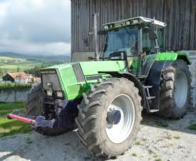 tracteur Deutz-Fahr 6.71