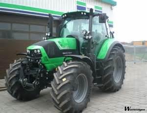 tracteur Deutz-Fahr 6160 TTV