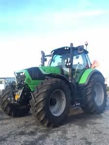 tracteur Deutz-Fahr 6180 TTV