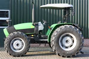 tracteur Deutz-Fahr 85
