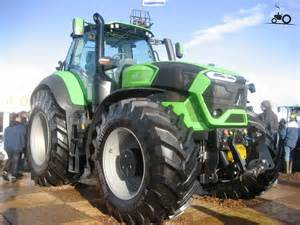 tracteur Deutz-Fahr 9340 TTV