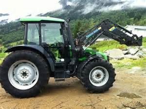 tracteur Deutz-Fahr 95