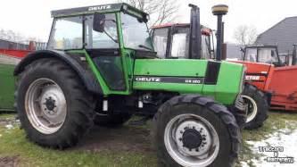 tracteur Deutz-Fahr DX 120