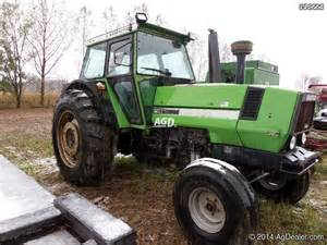 tracteur Deutz-Fahr DX 140