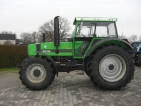 tracteur Deutz-Fahr DX 145