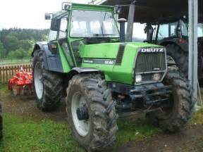 tracteur Deutz-Fahr DX 160