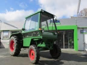 tracteur Deutz-Fahr INTRAC 2002