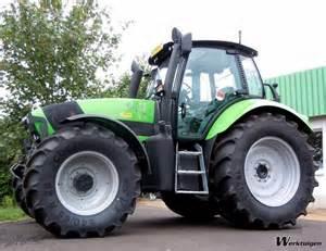 tracteur Deutz-Fahr TTV 610