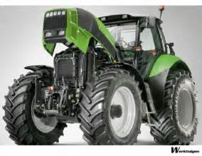 tracteur Deutz-Fahr X710