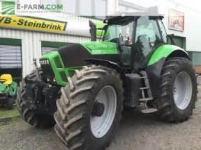 tracteur Deutz-Fahr X720