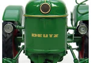 tracteur Deutz D 15