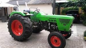 tracteur Deutz D 4506