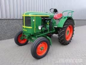tracteur Deutz F2L514