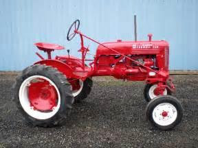 tracteur Farmall CUB
