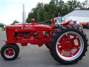 tracteur Farmall H