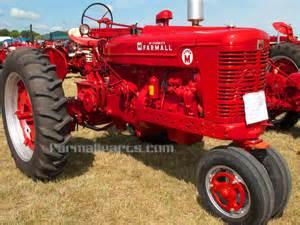 tracteur Farmall SUPER M