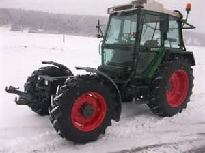 tracteur Fendt 370GT
