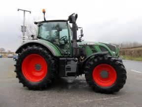 tracteur Fendt 720 VARIO