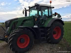 tracteur Fendt 819 VARIO