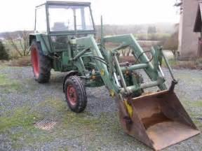 tracteur Fendt F255GT
