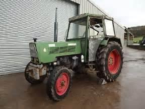 tracteur Fendt FARMER 108LS